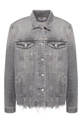 Джинсовая куртка | Фото №1
