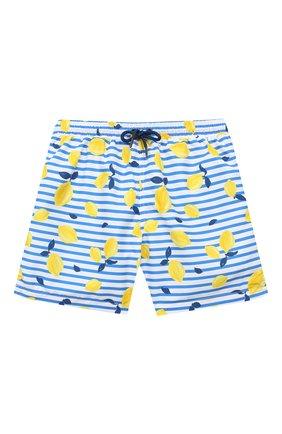 Детские плавки-шорты SUNUVA разноцветного цвета, арт. S9351/7-14 | Фото 1