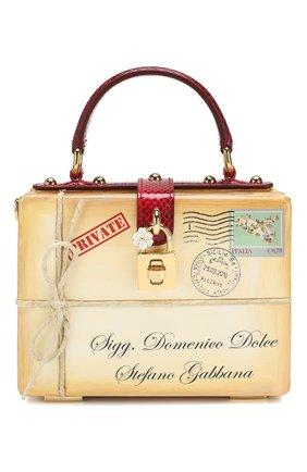 Сумка Dolce Box | Фото №1