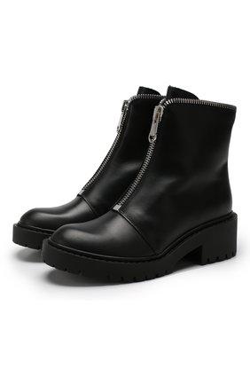 Кожаные ботинки Pike | Фото №1