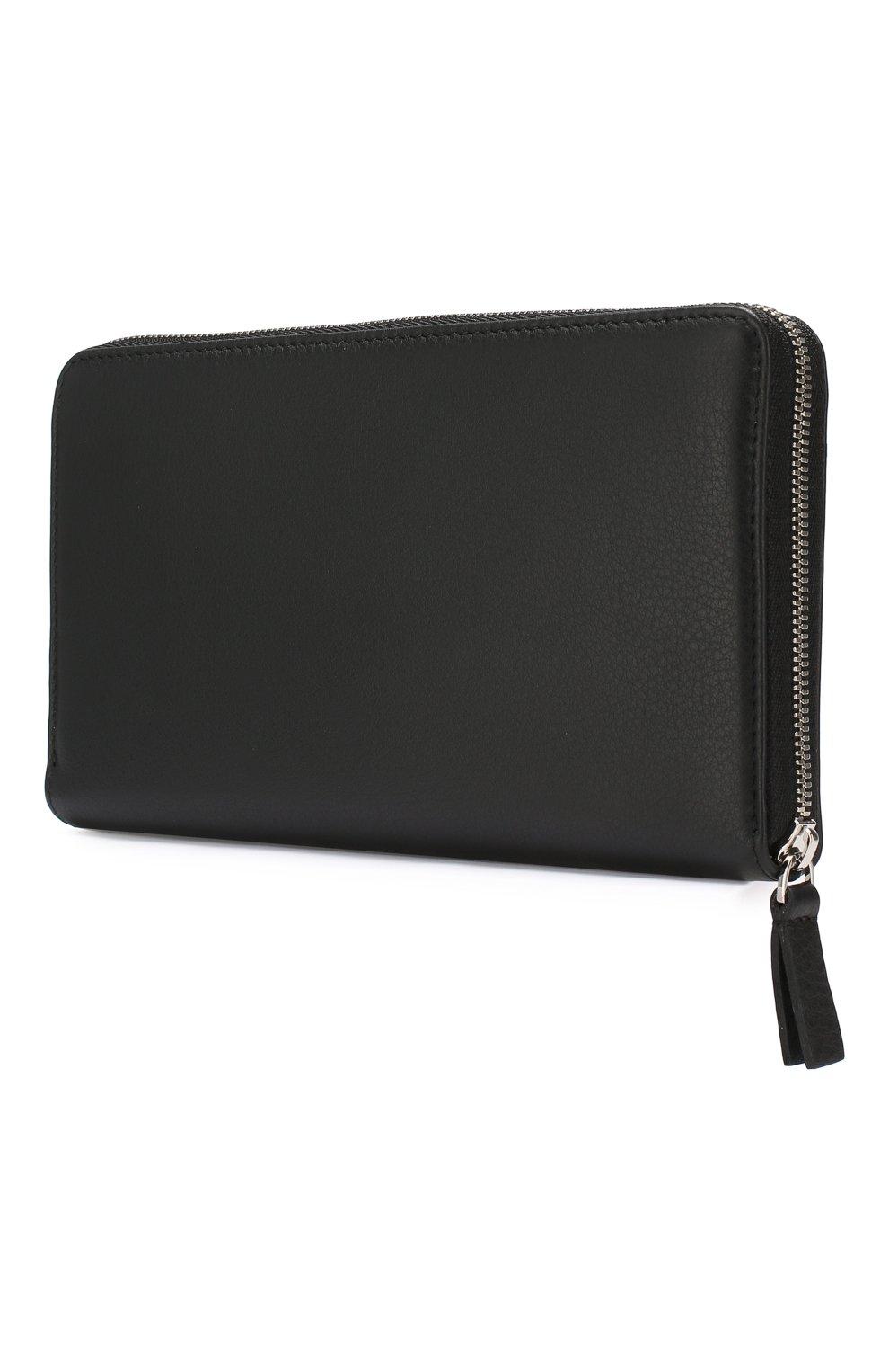 Кожаный кошелек Everyday | Фото №2