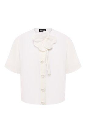 Блузка из рами   Фото №1