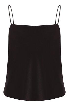 Женский топ ALICE + OLIVIA черного цвета, арт. CC000205011 | Фото 1