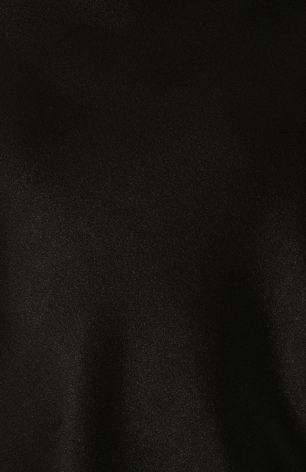 Женский топ ALICE + OLIVIA черного цвета, арт. CC000205011 | Фото 5