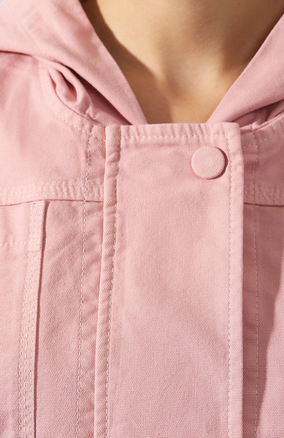Куртка с капюшоном | Фото №5