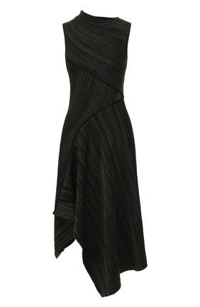 Платье асимметричного кроя | Фото №1