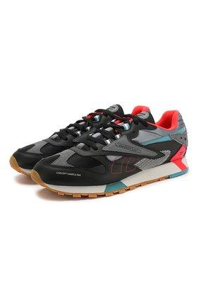 Комбинированные кроссовки ATI 90s | Фото №1