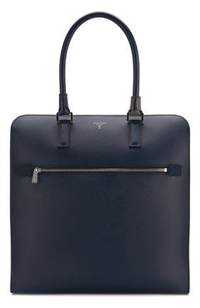 Кожаная сумка-шоппер Evoluzione | Фото №1