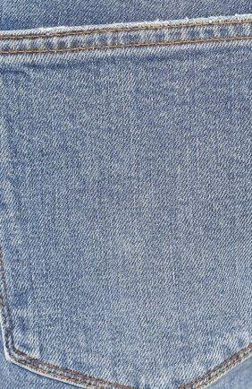 Джинсы Acne Studios синие | Фото №5