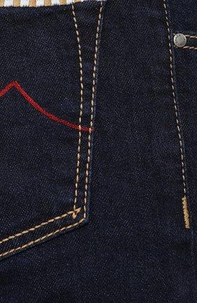 Джинсы Jacob Cohen темно-синие   Фото №5