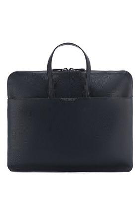 Кожаная сумка для документов   Фото №1