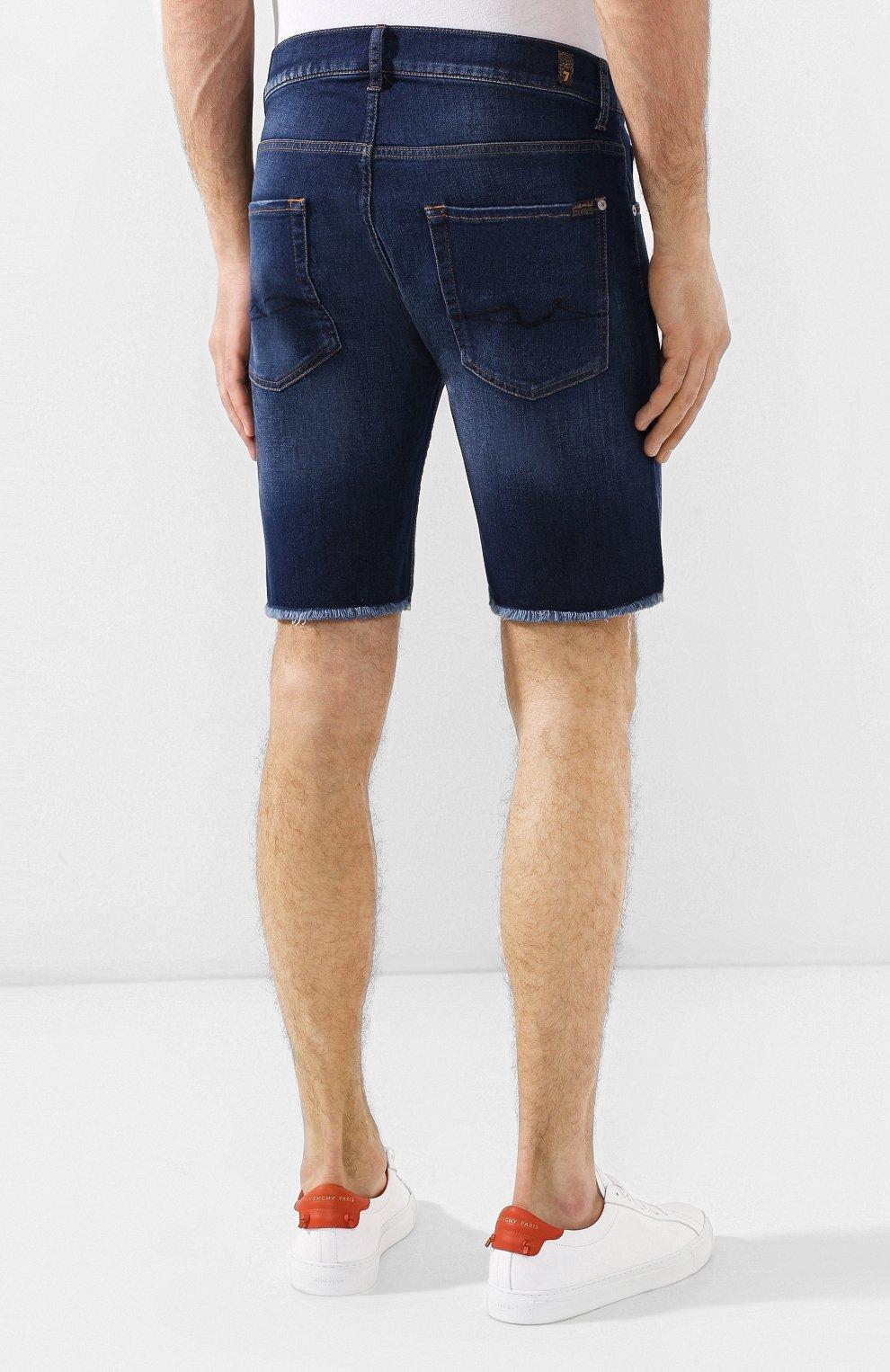 Джинсовые шорты | Фото №4