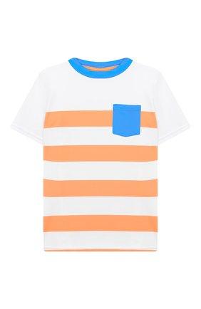 Детская пляжная футболка SUNUVA разноцветного цвета, арт. S9290/1-6 | Фото 1