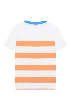 Детская пляжная футболка SUNUVA разноцветного цвета, арт. S9290/1-6 | Фото 2