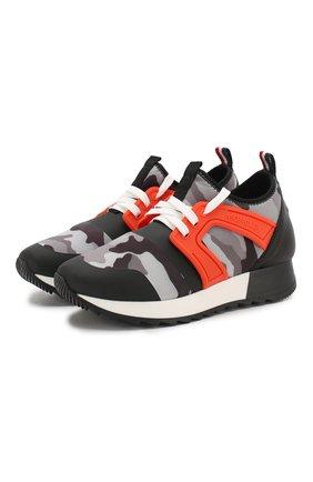 Кроссовки на шнуровке | Фото №1