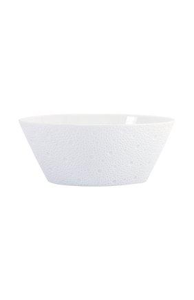 Мужского салатник ecume white BERNARDAUD белого цвета, арт. 0733/131 | Фото 1