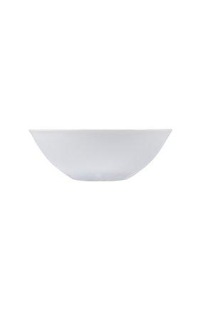 Мужского тарелка для хлопьев ecume white BERNARDAUD белого цвета, арт. 0733/506 | Фото 1