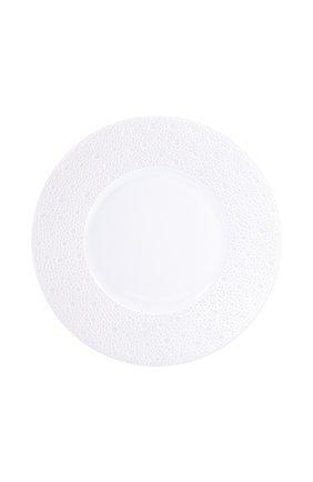 Мужского тарелка салатная ecume white BERNARDAUD белого цвета, арт. 0733/20250 | Фото 1