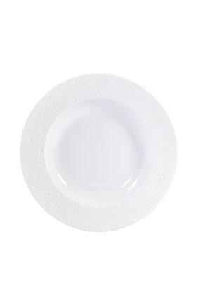 Тарелка суповая Ecume White | Фото №1
