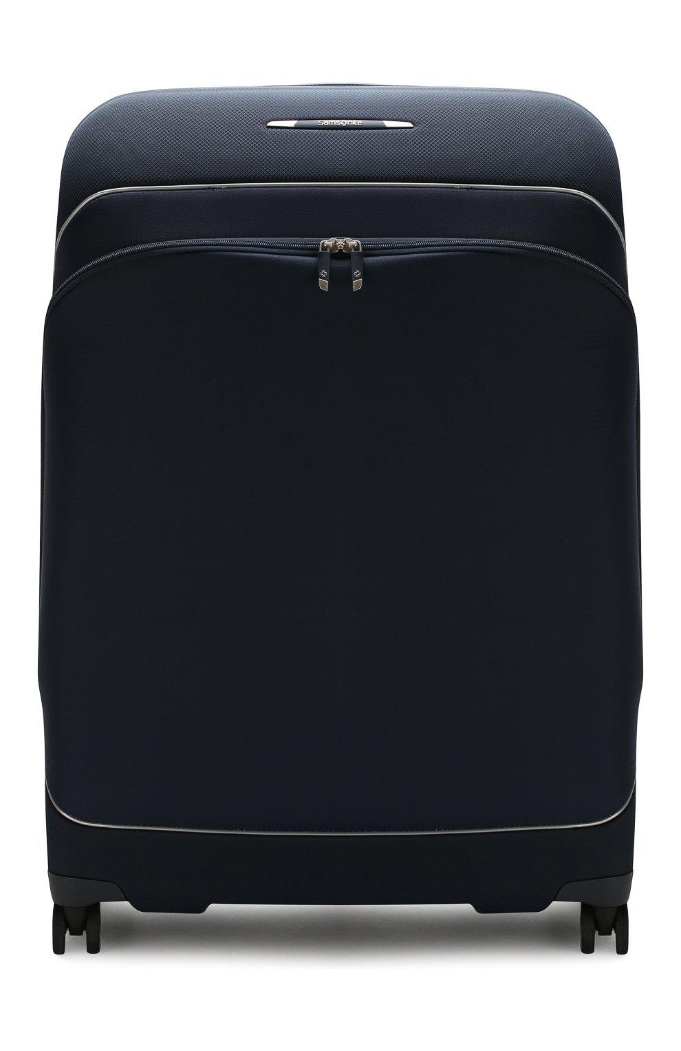 ae298b914f75 Мужской темно-синий дорожный чемодан fuze large SAMSONITE — купить ...