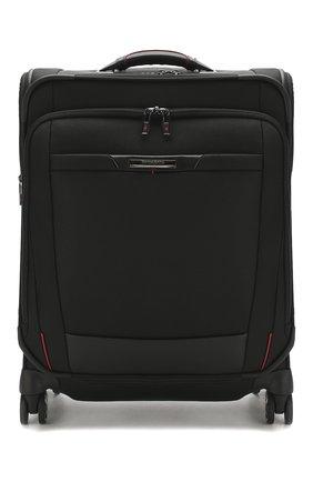 Женский дорожный чемодан pro-dlx 5 SAMSONITE черного цвета, арт. CG7-09019 | Фото 1