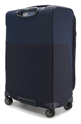 Женский дорожный чемодан b-lite icon medium SAMSONITE темно-синего цвета, арт. CH5-01005 | Фото 2
