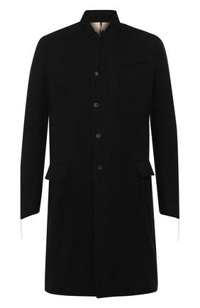 Пальто из смеси льна и хлопка   Фото №1