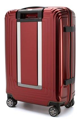 Женский дорожный чемодан neopulse  SAMSONITE бордового цвета, арт. 44D-00001 | Фото 2