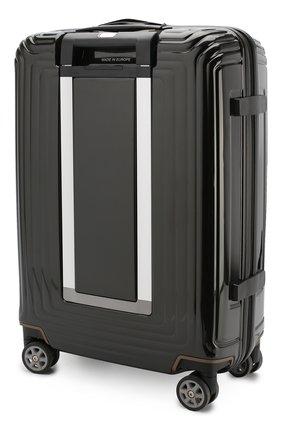 Женский дорожный чемодан neopulse  SAMSONITE черного цвета, арт. 44D-09001   Фото 2