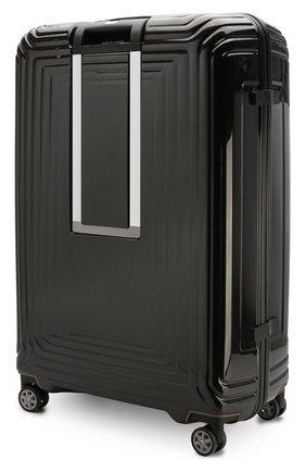 Женский дорожный чемодан neopulse extra large SAMSONITE черного цвета, арт. 44D-09004 | Фото 2