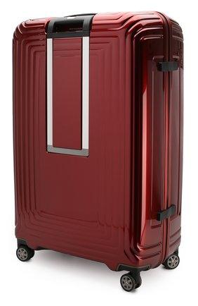 Женский дорожный чемодан neopulse extra large SAMSONITE бордового цвета, арт. 44D-00004 | Фото 2