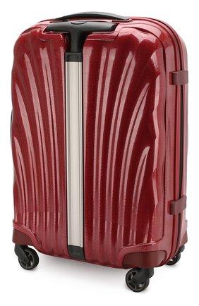 Женский дорожный чемодан cosmolite fl 2 SAMSONITE красного цвета, арт. V22-00302   Фото 2