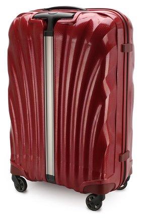 Женский дорожный чемодан cosmolite fl 2 medium SAMSONITE красного цвета, арт. V22-00306 | Фото 2