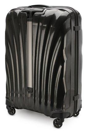 Женский дорожный чемодан cosmolite fl 2 large SAMSONITE черного цвета, арт. V22-09304   Фото 2