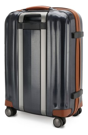 Женский дорожный чемодан lite cube dlx SAMSONITE синего цвета, арт. 82V-01002 | Фото 2