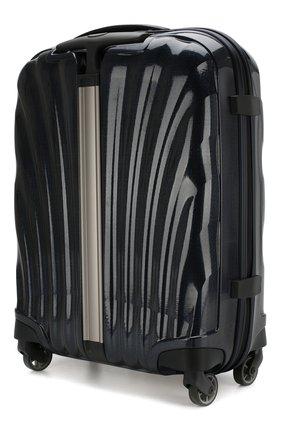 Женский дорожный чемодан cosmolite fl 2 SAMSONITE черного цвета, арт. V22-31302   Фото 2