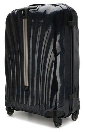 Женский дорожный чемодан cosmolite fl 2 large SAMSONITE черного цвета, арт. V22-31304   Фото 2