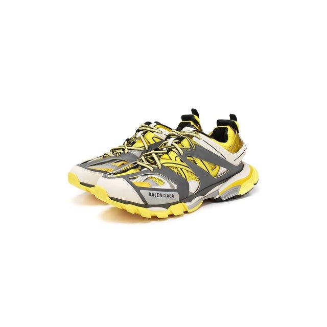 Текстильные кроссовки Track Balenciaga — Текстильные кроссовки Track