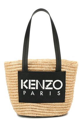 Сумка Summer Kenzo черная цвета | Фото №1