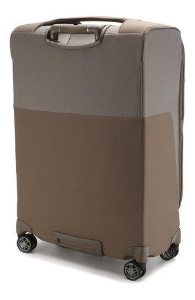 Женский дорожный чемодан b-lite icon medium SAMSONITE светло-коричневого цвета, арт. CH5-05005 | Фото 2