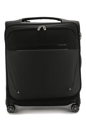 Женский дорожный чемодан b-lite icon small SAMSONITE черного цвета, арт. CH5-09004 | Фото 1