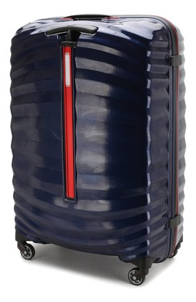 Женский дорожный чемодан lite-shock sport large SAMSONITE синего цвета, арт. CF3-11003 | Фото 2