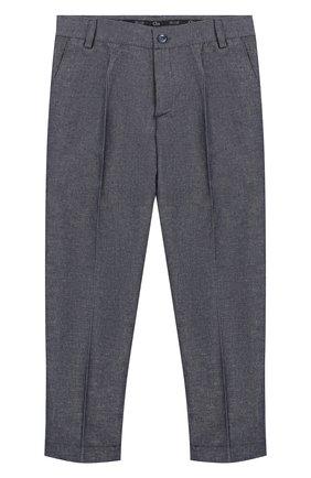 Комплект из брюк и рубашки с гастуком-бабочкой | Фото №4