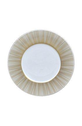 Мужского салатная тарелка sol BERNARDAUD золотого цвета, арт. 1655/17 | Фото 1