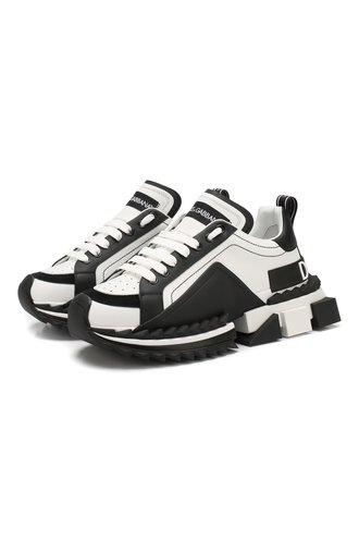 Кожаные кроссовки Superqueen