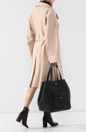 Женская сумка-тоут t twist TOM FORD черного цвета, арт. L1171T-CT6   Фото 2