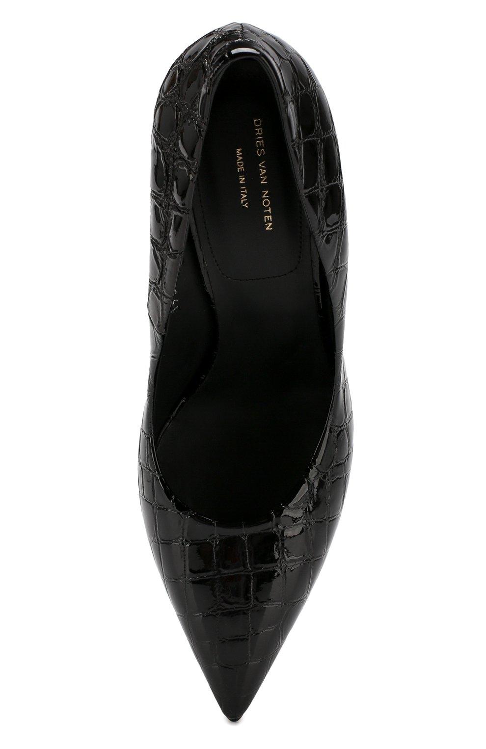 Кожаные туфли | Фото №5