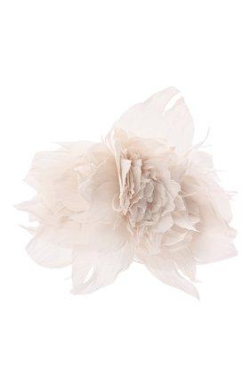 брошь pion FLOWER ME розового цвета, арт. PION-NS016010L | Фото 1