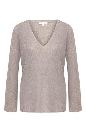 Пуловер из хлопка и вискозы | Фото №1