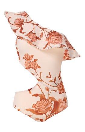 Женский слитный купальник JOHANNA ORTIZ розового цвета, арт. R174LE | Фото 1